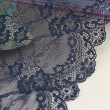 ClothingのためのナイロンSpandex Knitting Lace Trim
