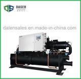 X-Tipo a baja temperatura refrigerador (1200HP) del tornillo refrigerado por agua de Fusheng