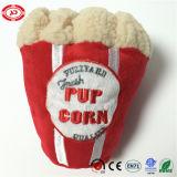 Juguete creativo relleno maíz esencial del perrito de la felpa del regalo de la película
