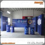 Construcción de la cabina de la exposición de la feria profesional de Shangai