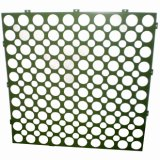 De geperforeerde Bladen van het Aluminium voor de Decoratie van de Voorzijde