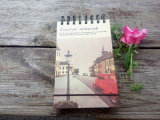 42k Spiral Paper Notebook met Elastiekje Offer door Factory