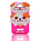 Caisse de téléphone de dessin animé de silicones pour les accessoires de téléphone cellulaire de la galaxie J5 J7 J510 J710 de Samsung (XSDW-019)