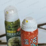 Bouteille en aluminium de jet de mousse de mousse de soins capillaires (faite à Ningbo)