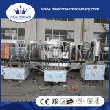 Máquina de rellenar linear de la botella 3in1 de la alta calidad para la botella plástica