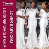Vestidos do partido de cocktail das mulheres brancas (L51242)