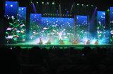 Farbenreiche Innen-Mietbildschirmanzeige LED-P5