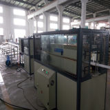Strangpresßling-Plastikrohr-Zeile für die Herstellung DES PPR HDPE Rohres