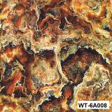 mattonelle di pavimento lustrate in pieno lucidate vetrificate disegno del marmo di 600*600 800*800