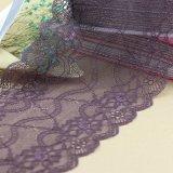 Spandex Elastic Lace Ribbon per Garments e Apperals