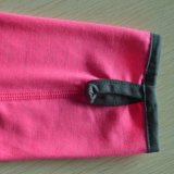 Usura su ordinazione di forma fisica del contrassegno privato della camicia di forma fisica di Hoodie delle donne