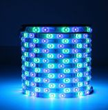 RGBW LED Stripe, RGB+ White Color Stripe Light, 5050 SMD Waterproof LED Stripe RGBW 12V