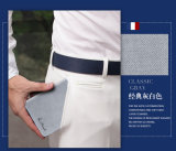 새로운 디자인 고품질 가죽 지갑 남자는 지갑을 주문 설계한다
