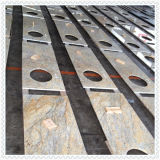 Китайский Countertop сляба камня мрамора гранита (золото Бразилии)