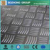 Plat antidérapage en aluminium des prix concurrentiels 5754 de bonne qualité