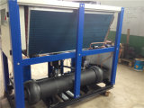 Sicherheit Protection Edelstahl Plate Evaporator 14kw Air Cooled Water Chiller