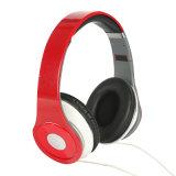 Écouteur stéréo de vente chaud d'écouteur pour l'ordinateur Media Player