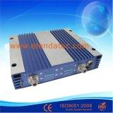 30dBm 85dB Dual amplificador da G/M 3G do impulsionador do sinal da faixa