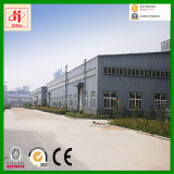 Entrepôt préfabriqué d'acier de construction de vente chaude