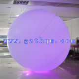 Le ballon gonflable couleur LED