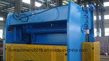 Тормоз гидровлического давления управлением Wc67y-300X3200 Nc & гибочная машина стальной плиты