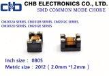 Высокочастотный дроссель единого режима на HDMI 2.0 Cat2/ USB3.0/USB3.1, выключение Frequency~10GHz, 0805-90ohm @100MHz, Rated Voltage~20V, IDC~300mA