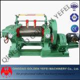 Стан Rolls резины 2 смешивая, резиновый смешивая машина, открытый смешивая стан