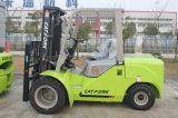 Forklift Diesel verde quente a Myanmar