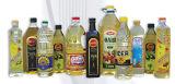 Kochendes Öl-/Olivenöl-/Speiseöl-Füllmaschine mit mit einer Kappe bedeckendem beschriftenverpackungsfließband