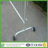 Барьеры управлением толпы металла ноги высокого качества отделяемые (сертификат ISO 9001 фабрики)