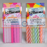 Partito Decorative Taper Candles da vendere
