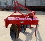 Bauernhof-Pflug-Traktor eingehangener Platten-Pflug