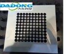 Máquina de perfuração da torreta do CNC para a grelha/processamento convexo da superfície/protuberância