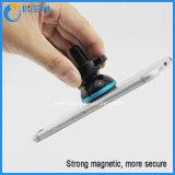 Support magnétique réglable de véhicule de téléphone mobile d'évent