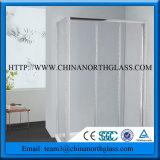 En12150証明のHightの品質の緩和されたガラスの内部ドア