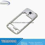 SamsungギャラクシーS4小型I9190 I9195フレームハウジングのための元の新しく白い中間の版フレームハウジング