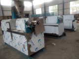 O certificado do aço inoxidável ISO9001 soprou máquina do alimento dos petiscos