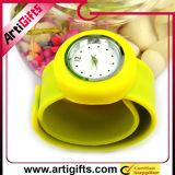 Umweltfreundliches Drucken-bunte Silikon-Uhr