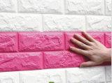 Нутряная домашняя панель бумаги кирпичной стены Faux украшения 3D XPE