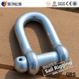 Los chinos fabrican el grillo de ancla de elevación del anillo en D