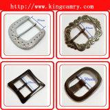 Boucle d'alliage en métal de boucle de Pin de mode pour l'habillement de vêtement de sac à main de courroie de chaussure de sac