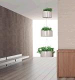 Uispair 현대 가정 호텔 사무실 정원 훈장