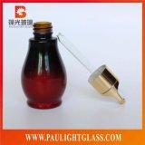 5ml, 10ml, 20ml, 30ml, 50ml, 100ml Essential Oil Glass Bottles con Dropper (ES-001)