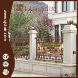 Omheining van het Aluminium van de Privacy van de tuin de Decoratieve in Voorraad (sj-W010)