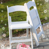 Outdoor Weddingsのための樹脂Folding Chair