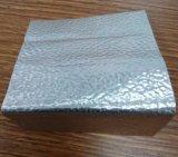 Calidad Alimentaria recubrimiento de estuco en relieve Congelador aluminio Hoja