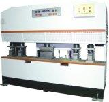 Máquina de perfuração da combinação Ncm-160 para fazer as portas de aço