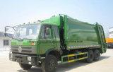 20 camion di immondizia appiattito del camion 6X4 di trasporto dell'immondizia di Cbm