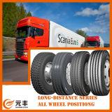 모든 위치를 위한 TBR 타이어는 12r22.5를 피로하게 한다