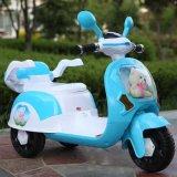 China Baby Kids Electric Motorcycle Children bicicleta de carro com música Pkq